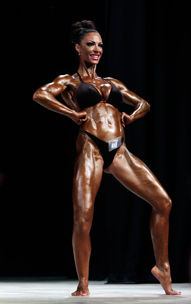 jodi marsh body builder